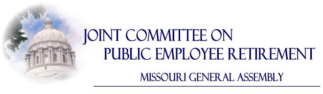 Joint Committee on Public Employee Retirement logo